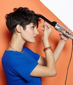 Hair tips to cut Pixie hair cut by you at anywhere at anytime